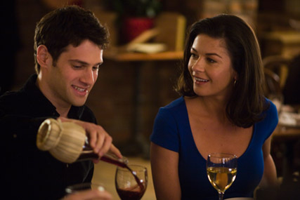 Justin Bartha - The Rebound - Romantic Comedies - Catherine Zeta Jones - Celebrity Interviews - Marie Claire