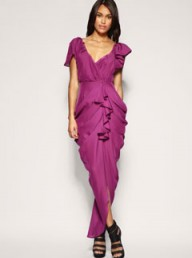 ASOS heavy draped maxidress - Fashion Buy of the Day - Marie Claire