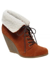 ASOS Arctic suede crepe wedges - Fashion Buy of the Day - Marie Claire