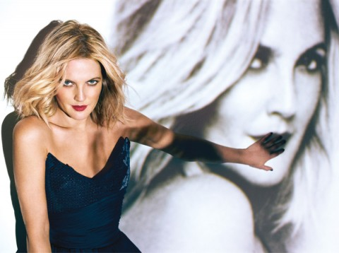 Drew Barrymore - September issue - Drew Barrymore Marie Claire - Marie Claire