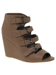 ASOS Randal buckle wedge shoe - Fashion Buy of the Day, Marie Claire