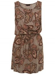 Miss Selfridge paisley pintuck dress - Fashion Buy of the Day - Marie Claire