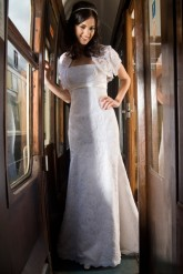 Annette Carey - Best Winter Wedding Dresses - Fashion, Shopping, Bridal, gowns, designer, Marie Claire