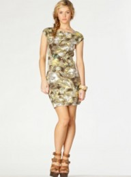 River Island floral-print minidress - Fashion Buy of the Day, Marie Claire
