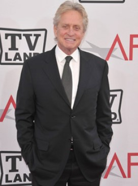 Michael Douglas - Michael Douglas to undergo chemotherapy for throat cancer - Catherine Zeta-Jones - Celebrity News - Marie Claire