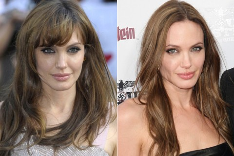 Angelina Jolie: Celebrity Fringes