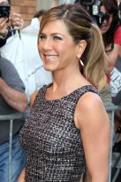 Jennifer Aniston continues her style parade promoting The Switch - Good Morning America, Live with Regis & Kelly, Chelsea Lately, american, US, tv, show, celebrity, news, gossip, Marie Claire