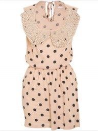 A|Wear bead trim playsuit - Fashion Buy of the Day, Marie Claire