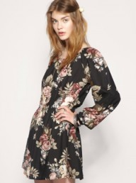 Twist and Tango long-sleeve floral dress - Fashion Buy of the Day, Marie Claire