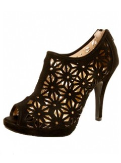 Boohoo Denise peep-toe shoe boot - Fashion Buy of the Day, Marie Claire