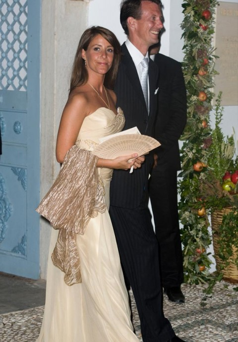 Princess Marie and Prince Joachim-Greek-Royal-Wedding-Wedding Photos-25 August 2010