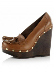 River Island brown tassel wedges - Fashion Buy of the Day, Marie Claire