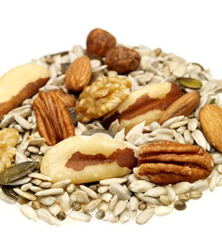 Nuts - Skin Saving Superfoods - Lifestyle - Marie Claire