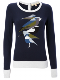 French Connection Melbourne bird jumper - Fashion Buy of the Day - Marie Claire