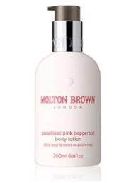 Molton Brown Paradisic Pink Pepperpod body lotion