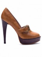 Zara peep-toe buckle heel - Fashion Buy of the Day, Marie Claire