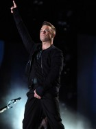 Robbie Williams - Help For Heroes Concert - Help For Heroes - Robbie Williams - Gary Barlow - Take That - Celebrity - Marie Claire