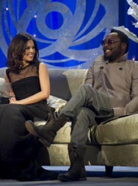 Cheryl Cole and Will.I.Am - Cheryl Cole to work with Will.i.am at X Factor judges houses - Cheryl Cole X Factor - Cheryl Cole style - Celebrity News - Marie Claire