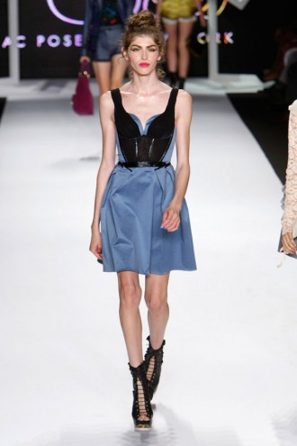 Z Spoke By Zac Posen Spring/Summer 2011 New York Fashion Week