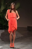 Halston Spring/Summer 2011 New York Fashion Week