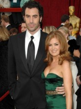 Sacha Baron Cohen and Isla Fisher - Sacha Baron Cohen and Isla Fisher welcome new baby - Celebrity News - Marie Claire