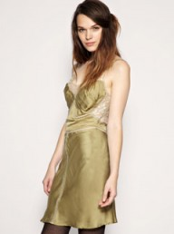 ASOS Revive satin lace dress - Fashion Buy of the Day, Marie Claire