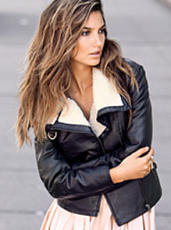 H&M aviator jacket - Fashion Buy of the Day, Marie Claire