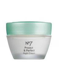 No7 Protect &amp; Perfect Night Cream - Beauty Buy of the Day - Marie Claire 