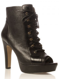 Nine West Buren peep-toe boot - Fashion Buy of the Day - Shopping, daily, pick, style, Marie Claire