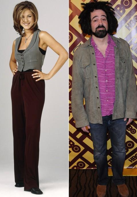 Jennifer Aniston and Adam Duritz Jennifer Aniston 39 s Life in Loves