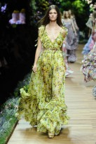 D&G Spring/Summer 2011 Milan Fashion Week