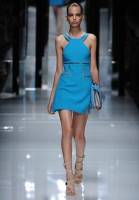 Versace Spring/Summer 2011 Milan Fashion Week