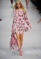 Blumarine Spring/Summer 2011 Milan Fashion Week