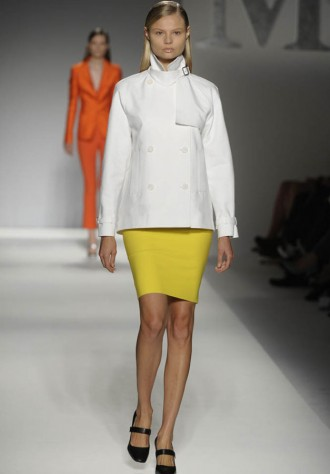 Max Mara Spring/Summer 2011 Milan Fashion Week