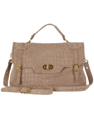 River Island suede croc satchel - Fashion Buy of the Day, Marie Claire