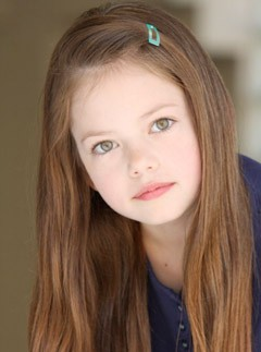 Mackenzie Foy - Mackenzie Foy to Play Renesmee in Breaking Dawn? - Renesmee - Twilight - Breaking Dawn - Celebrity News - Marie Claire