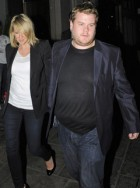James James Corden and Julia Carey - Baby Joy for James Corden - Pregnant - Celebrity Baby Bumps - Celebrity News - Marie Claire
