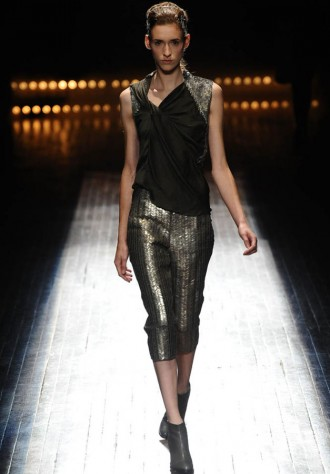 A.F. Vandervorst Spring/Summer 2011 Paris Fashion Week