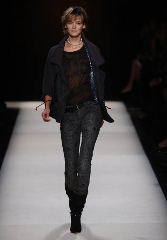 Isabel Marant Spring/Summer 2011 Paris Fashion Week