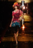 John Galliano Spring/Summer 2011 Paris Fashion Week