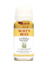 Burt's Bees Natural Anti-Blemish Solution