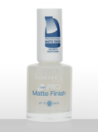 Rimmel London Pro Matte top coat - Beauty buy of the day, Marie Claire