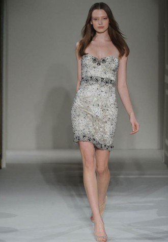 Collette Dinnigan Spring/Summer 2011 Paris Fashion Week