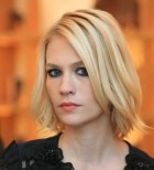 January Jones - best celebrity bob hairstyles