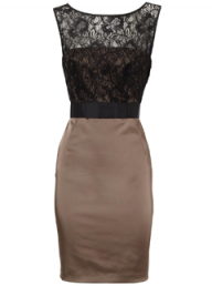 Oasis lace satin dress - Fashion Buy of the Day, Marie Claire