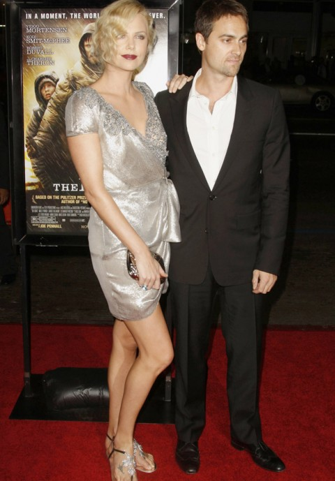 Charlize Theron and Stuart Townsend - Celebrity Splits 2010 - Split - Affair - Divorice - Celebrity - Marie Claire