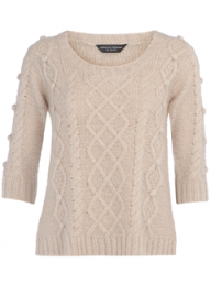 Dorothy Perkins cable bobble jumper - Fashion Buy of the Day, Marie Claire