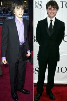 Daniel Radcliffe - Harry Potter Stars: Then and Now - Harry Potter - Harry Potter and the Deathly Hallows - Deathly Hallows - Deathly Hallows pics - Celebrity - Marie Claire 