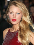 Blake Lively - Stars love red lips - Celebrities in red lipstick, wearing, A-list, beauty, hair & beauty, gallery, see, pics, make-up, tips, ideas, inspiration, trend, Marie Claire