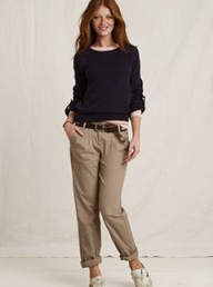 Lands' End Sunday slouch chinos - Fashion Buy of the Day, Marie Claire